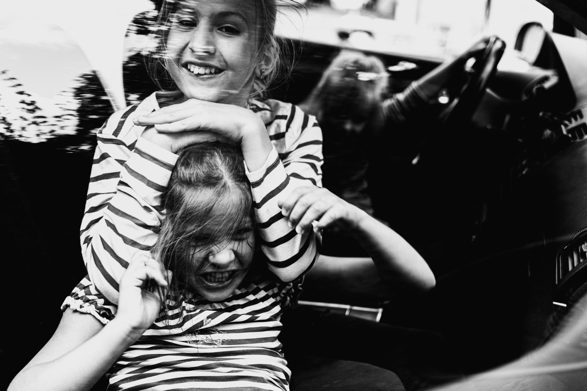 Das Leben hier und jetzt. Dokumentarische Familien – Fotostory