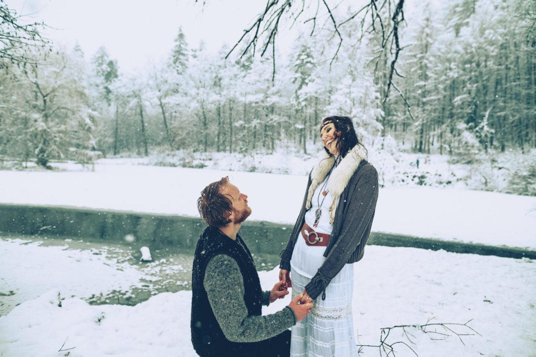 Fotostory Viking Love